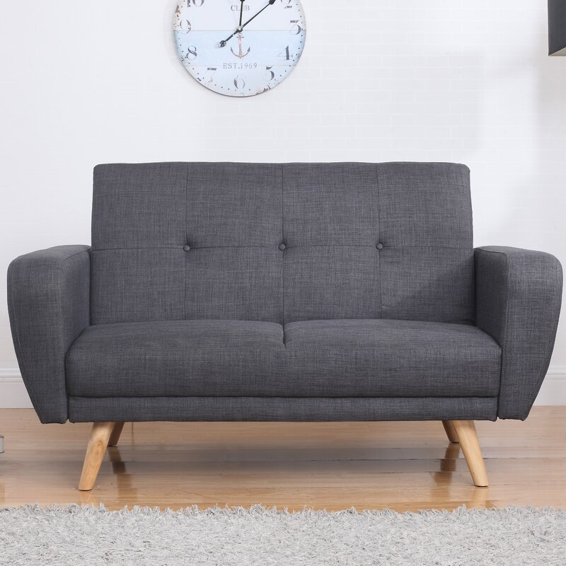 Fjørde Co Farrow 2 Seater Clic Clac Sofa Bed Reviews Wayfaircouk