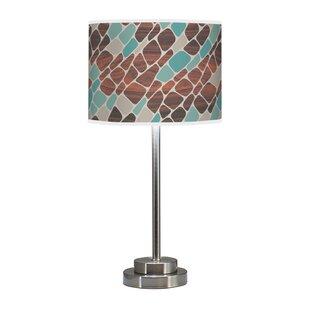 Organic Modern Cell Stem 24 Table Lamp