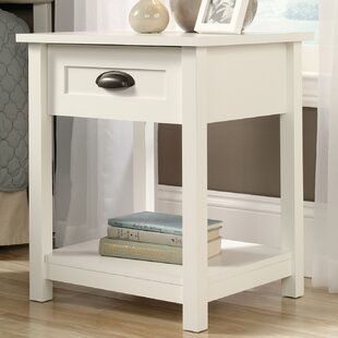 Three Posts Rossford 1 Drawer Nightstand