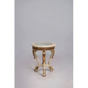 Pisani End Table by Astoria Grand