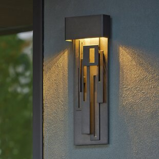 Best Collage LED Outdoor Wall Lantern By Hubbardton Forge