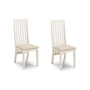 Stewartsville Solid Wood Dining Chair (Set Of 2) By Brambly Cottage