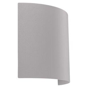 Brayden Studio Morgan 4-Light Outdoor Flush mount