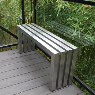 Linear Bench by Sarabi Studio