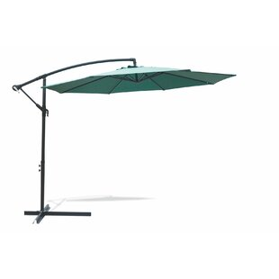 Kios 3m Square Cantilever Parasol By Galileo