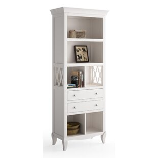 Joanne 200cm Bookcase By August Grove