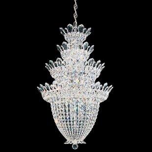 Trilliane 30-Light Crystal Chandelier by Schonbek