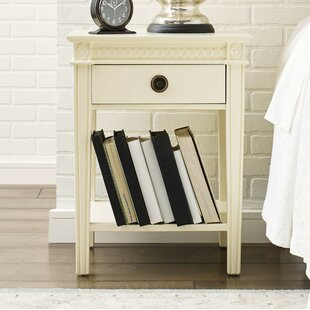 Brodnax End Table with Storage