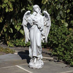 ChérubinsWayfair ca SculpturesThème Statues Angesamp; Et A5j43qRL