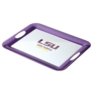 LSU Melamine Platter by CollegeKitchenCollection