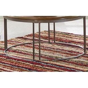 Gracie Oaks Maïca 3 Piece Coffee Table Set