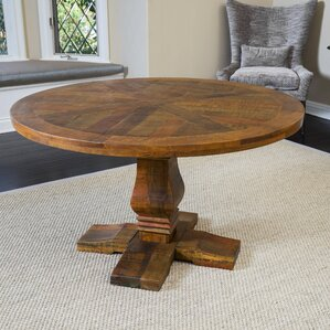 Haworth Round Dining Table by Gracie Oaks