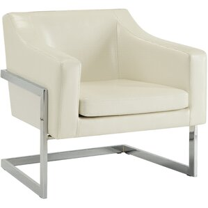 Zachary Contemporary Armchair by Wade Logan