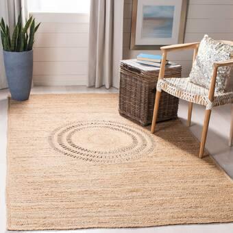 Darby Home Co Handmade Flatweave Jute Sisal Ivory Natural Area Rug Reviews Wayfair