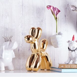Aguilera Balloon Dog Piggy Bank