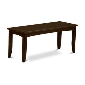 Parfait Wood Bench by East West Furnit..