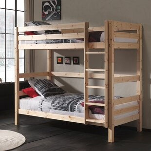 Ethridge European Single Bunk Bed By Zoomie Kids