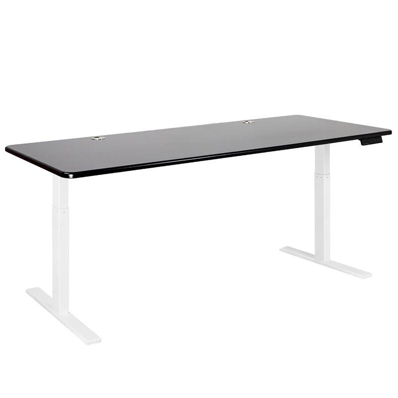 Symple Stuff Adjustable Steel Frame Standing Desk & Reviews | Wayfair