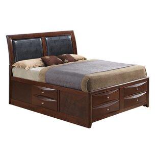 Medford Storage Upholstered Platform Bed