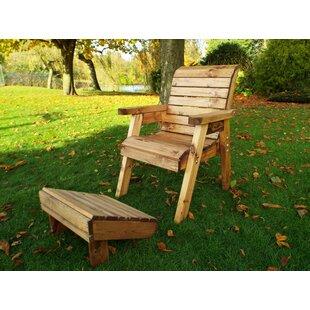 Rangel One Seater Garden Chair By Sol 72 Outdoor