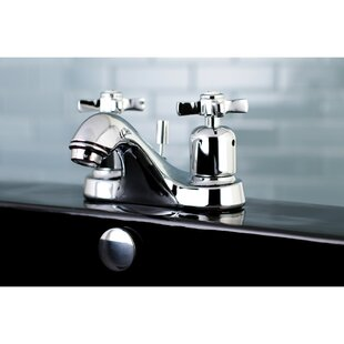 Millennium Centerset Bathroom Faucet with Drain Assembly