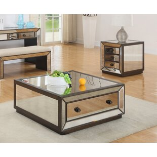 3 Piece Coffee Table Set By BestMasterFurniture