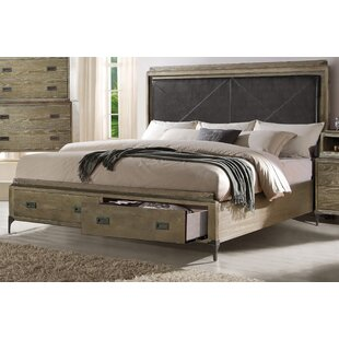 Cosima Upholstered Storage Panel Bed by Gracie Oaks