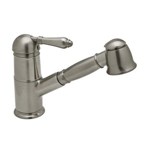 Rohl Pullout One Handle Single Hole Kitch..