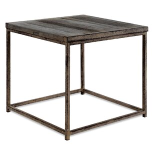 Anton End Table by Brownstone Furniture