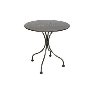 Boulevard Wrought Iron Dining Table By MBM Moebel