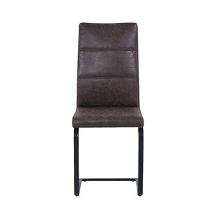 Polanco Upholstered Dining Chair (Set of 2) by Brayden Studio