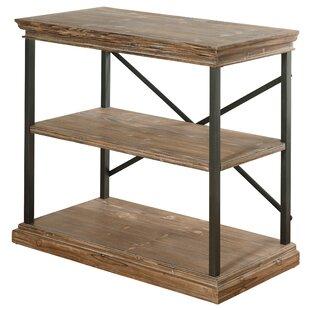 Wesley Standard Bookcase Gracie Oaks