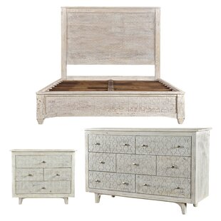Endsley Queen Platform Configurable Bedroom Set
