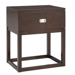 Thelma 1 Drawer Nightstand by Ivy Bronx