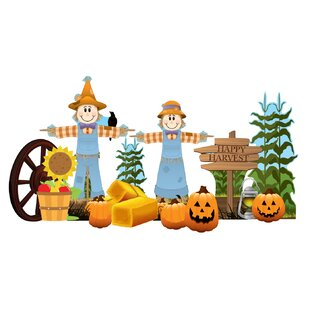Fall Harvest Theme Standup By Advanced Graphics