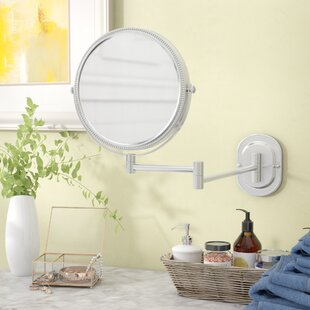 Read Reviews Dual Sided Wall Mount Mirror BySymple Stuff