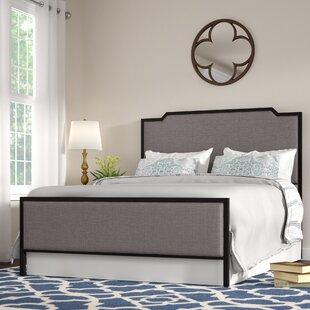 Alcott Hill Duggan Upholstered Panel Bed