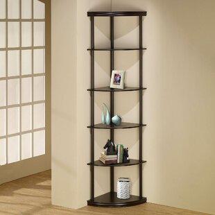 Mecnun Corner Bookcase By Red Barrel Studio