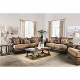 Whitney 3 Piece Living Room Set by Loon Peak®