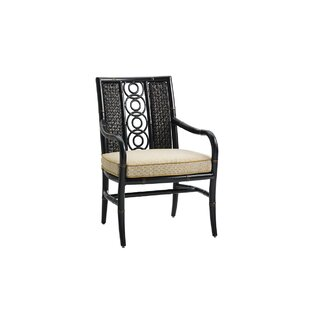 Marimba Patio Dining Chair with Cushion