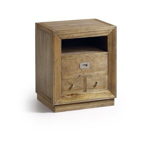 Waldon 3 Drawer Bedside Table By Bloomsbury Market