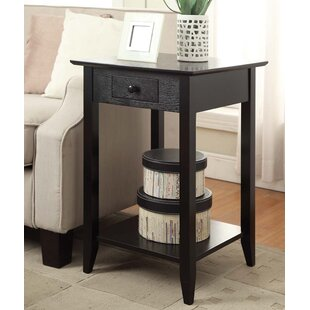 Greenspan End Table by Three Posts