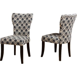 Find a Thornton Parsons Chair (Set of 2) by Darby Home Co Reviews (2019) & Buyer's Guide