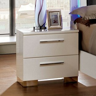 Fordland 2 Drawer Nightstand
