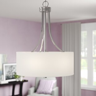 Broyles 3-Light Chandelier