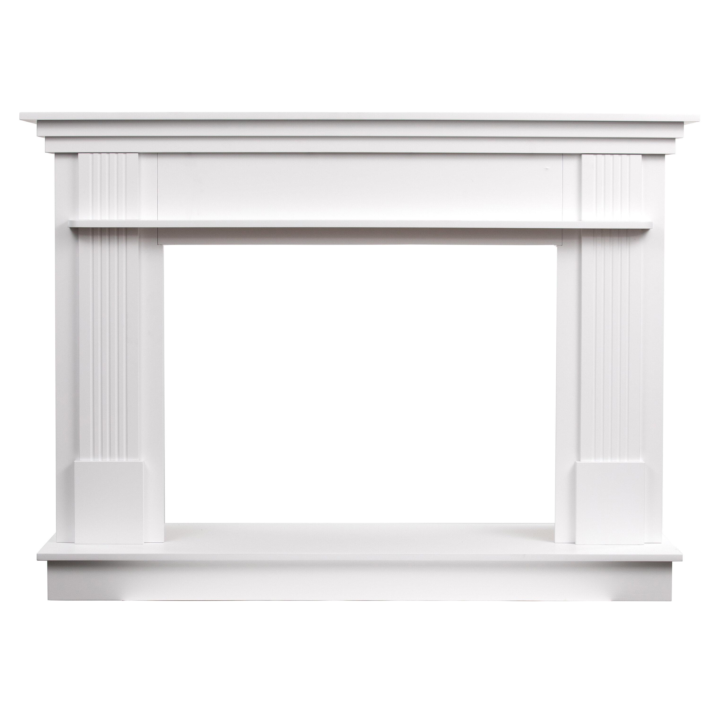 Rosecliff Heights Trinh Freestanding Fireplace Mantel Surround Reviews Wayfair