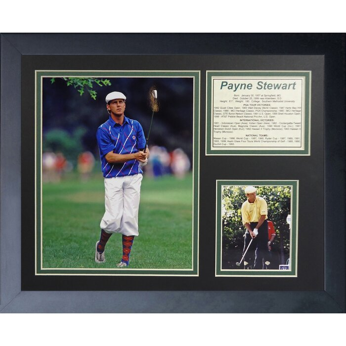 Legends Never Die Garth Brooks Framed Photo Collage 11 x 14-Inch