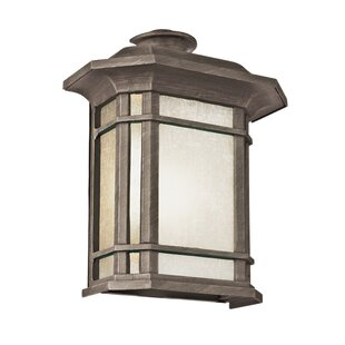 Newbury 1-Light Outdoor Wall Lantern