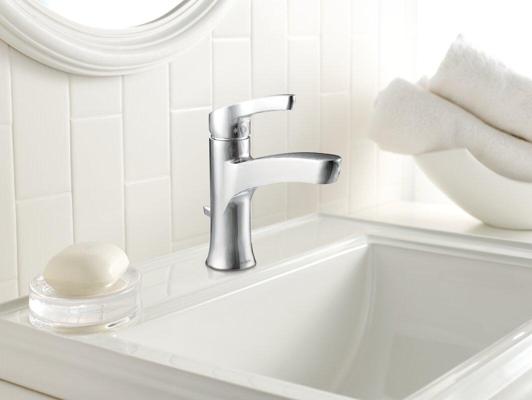 Moen Danika Bathroom Faucet & Reviews   Wayfair