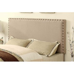 Darby Home Co Fabio Panel Upholstered Headboard